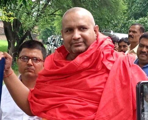 Swami Anand Swaroop.