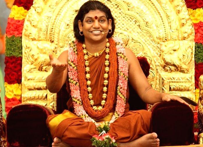 Swami Nithyananda.