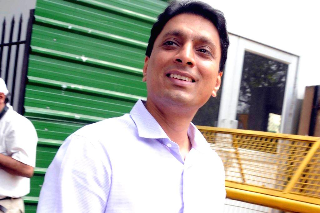 Swan Telecom promoter Shahid Usman Balwa. (File Photo: IANS)