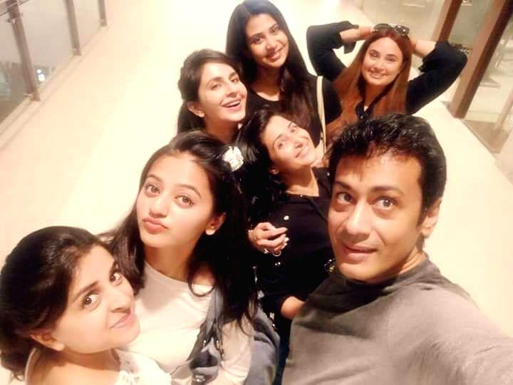 Swaragini - Jodein Rishton Ke Sur cast