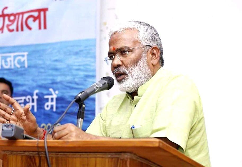 Swatantra Dev Singh. (File Photo: IANS) - Swatantra Dev Singh