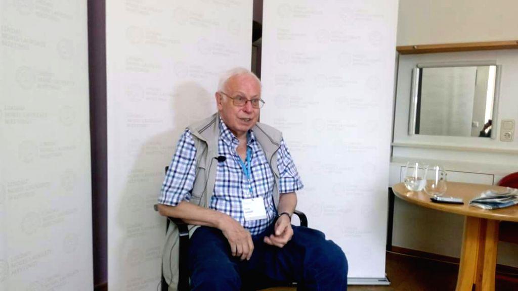 Swedish Nobel Laureate Tomas Lindahl.(Free Photo: IANS)