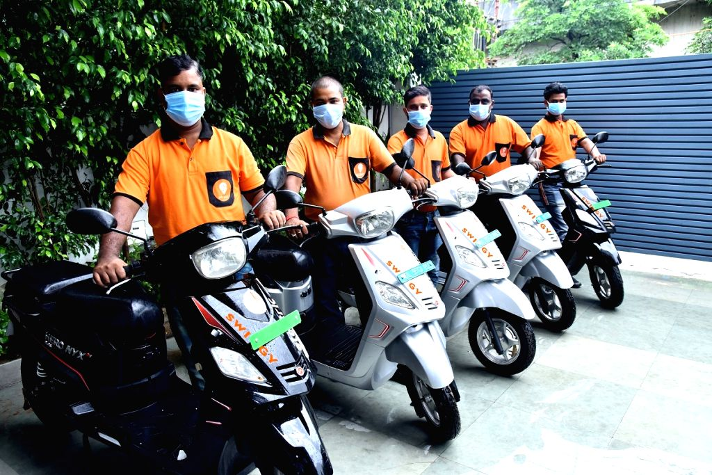 Swiggy commits to increase deployment of EVs by 2025