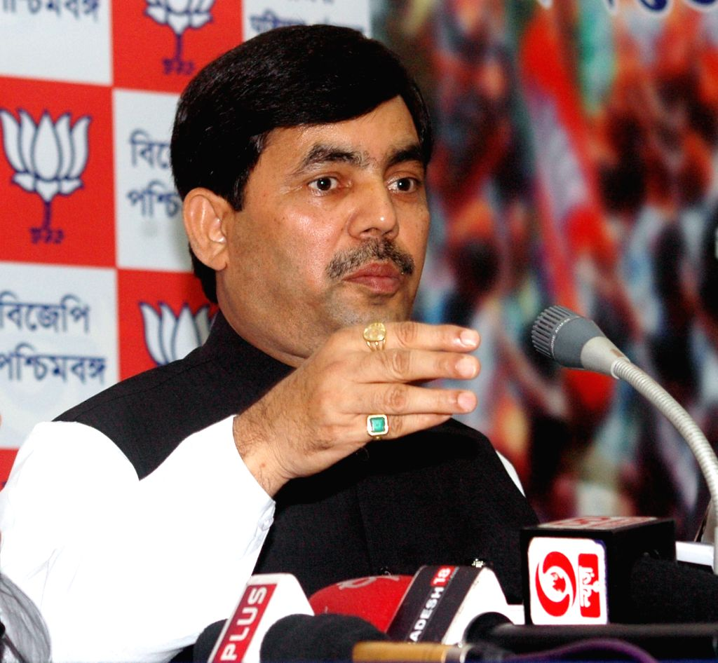 Syed Shahnawaz Hussain. (File Photo: IANS)