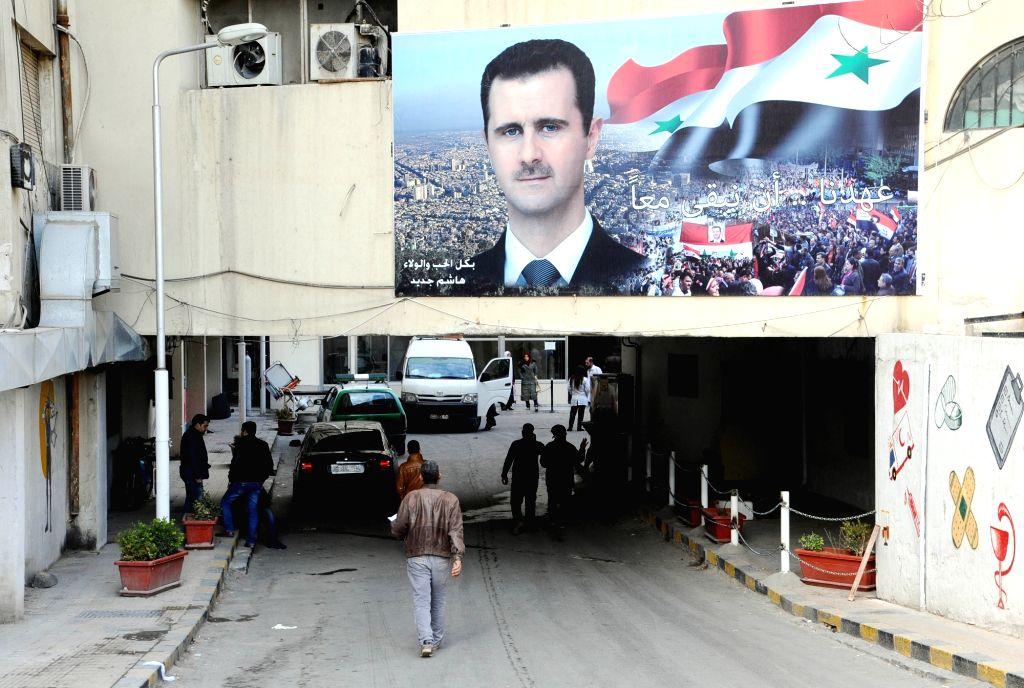 Syria slams 'thuggish' US behaviour over new sanctions