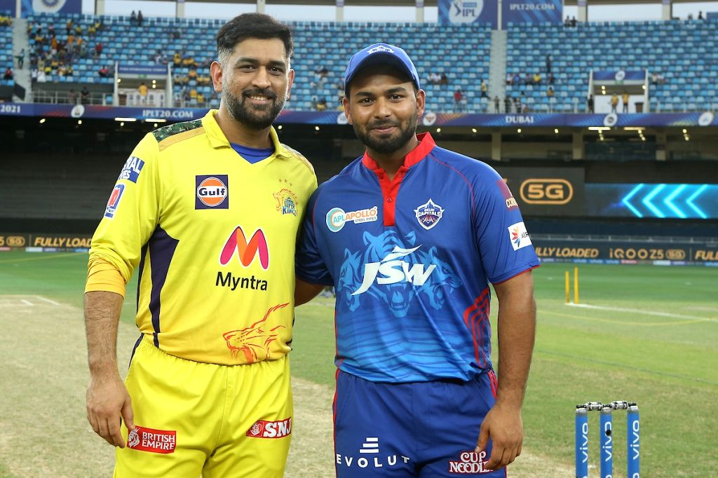 t IPL 2021: Delhi win toss, elect to bowl first against Chennai