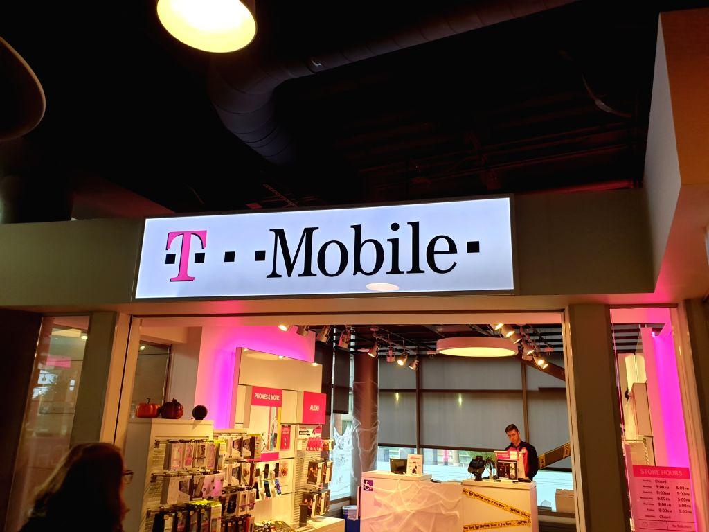T-Mobile. (File Photo: IANS)