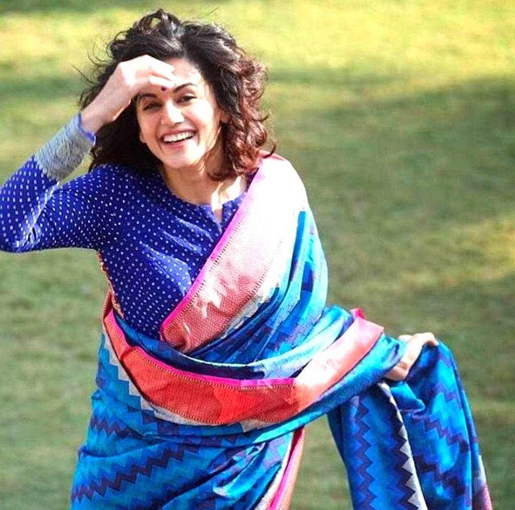 Taapsee Pannu recalls the day she accepted her flaws.
