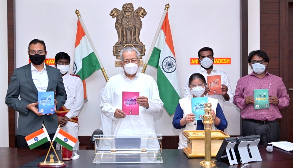 Tackle human trafficking with victim-centred approach: Andhra Guv