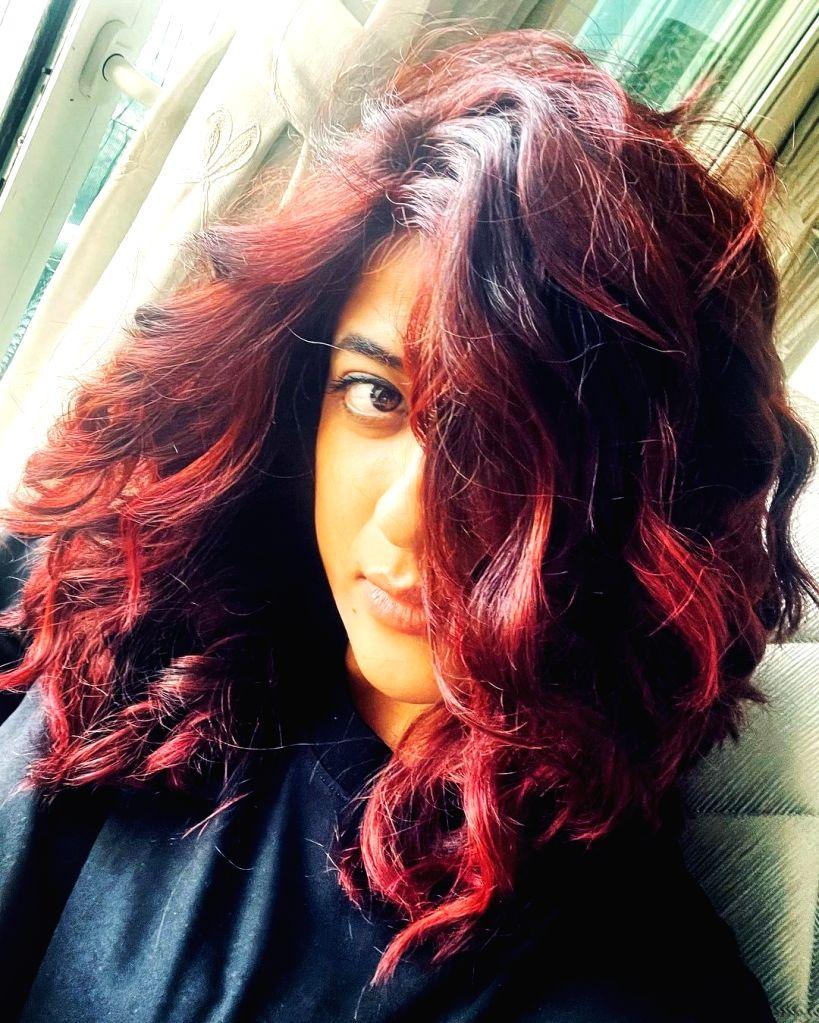 Tahira Kashyap goes bold with fiery red hair.(photo:instagram) - Tahira Kashyap
