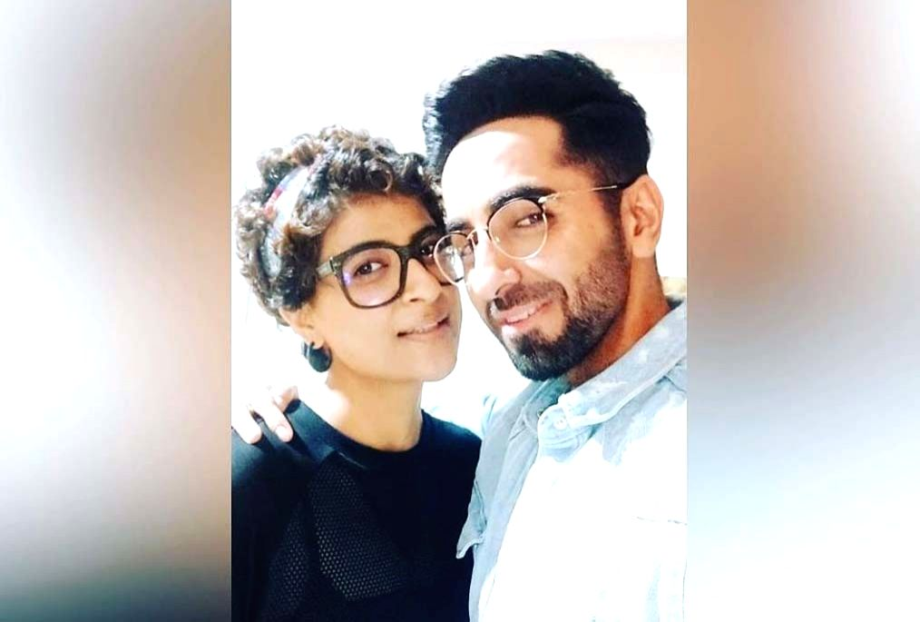Tahira Kashyap has the most adorable birthday message for hubby Ayushmann Khurrana. Tahira took to Instagram to share a special message for Ayushmann on his birthday on Saturday. - Tahira Kashyap