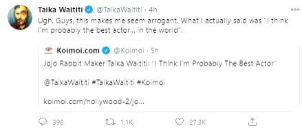 Taika Waititi