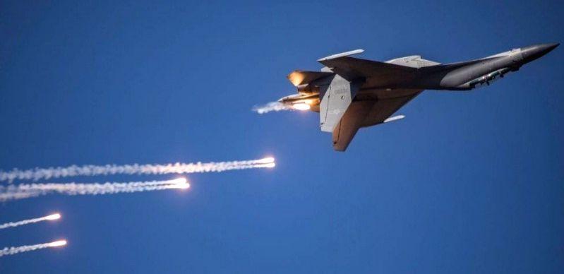 Taiwan says dozens of Chinese planes entered defence zone(photo:indianarrative)