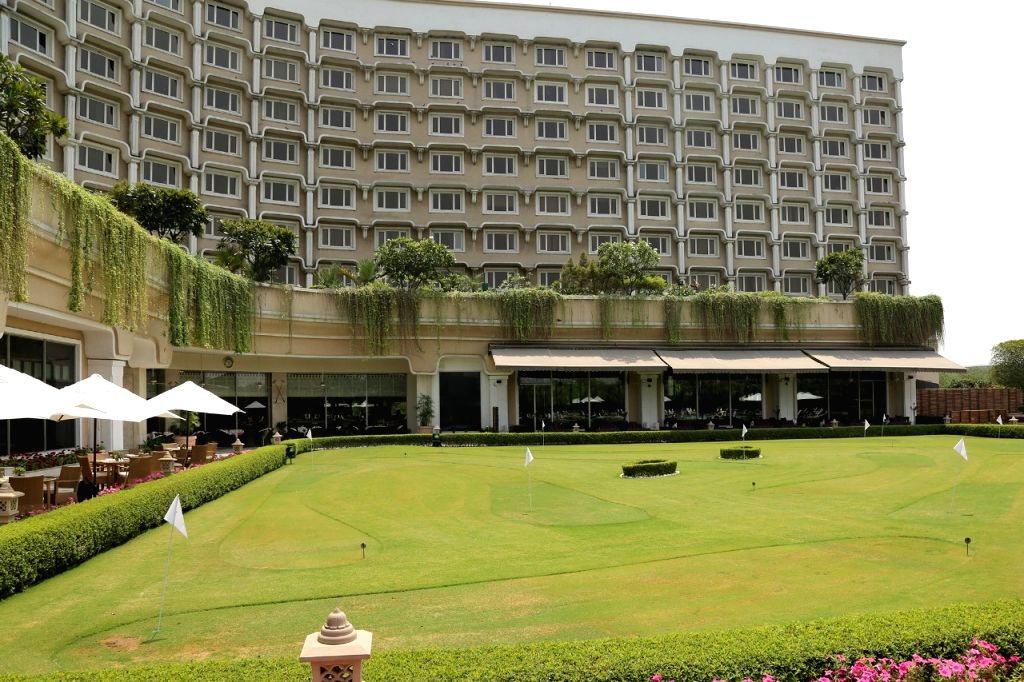 Taj Palace, New Delhi. (Photo: Taj Hotels)