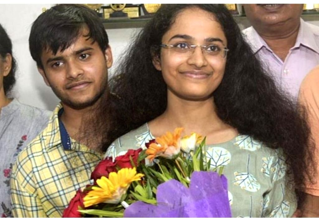 Taking childhood dream seriously after leaving job, Jagriti Awasthi waved the flag in the second attempt itself.
