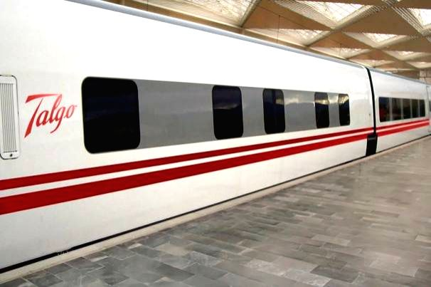 Talgo high-speed train