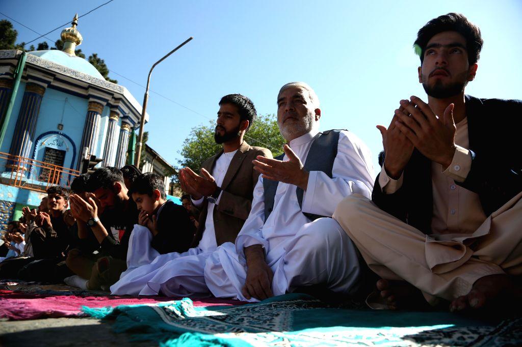 Taliban announces 3-day ceasefire during Eid