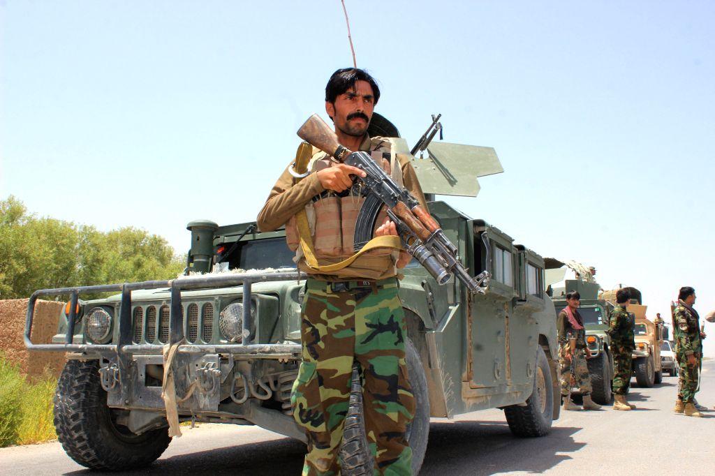 Taliban attack in 18 Afghan provinces amid Doha talks