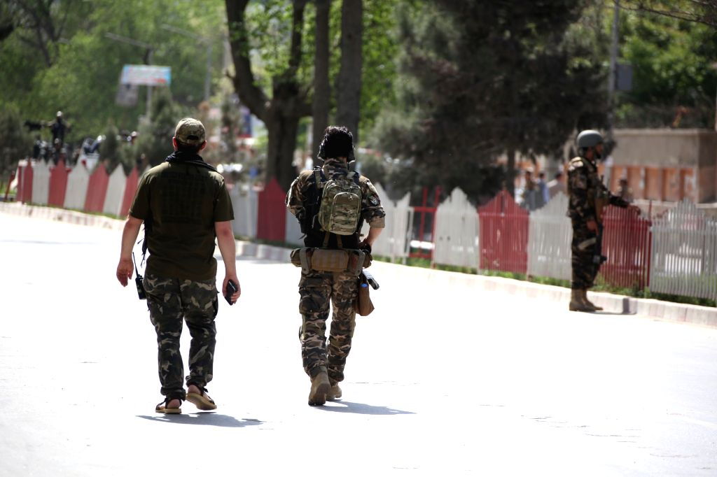 Taliban suicide bombing in Kabul kills 10. (Xinhua/Rahmat Alizadah/IANS)