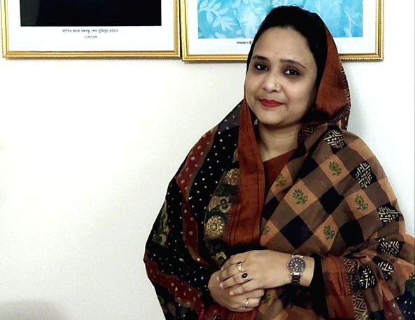 Tamanna Nusrat.