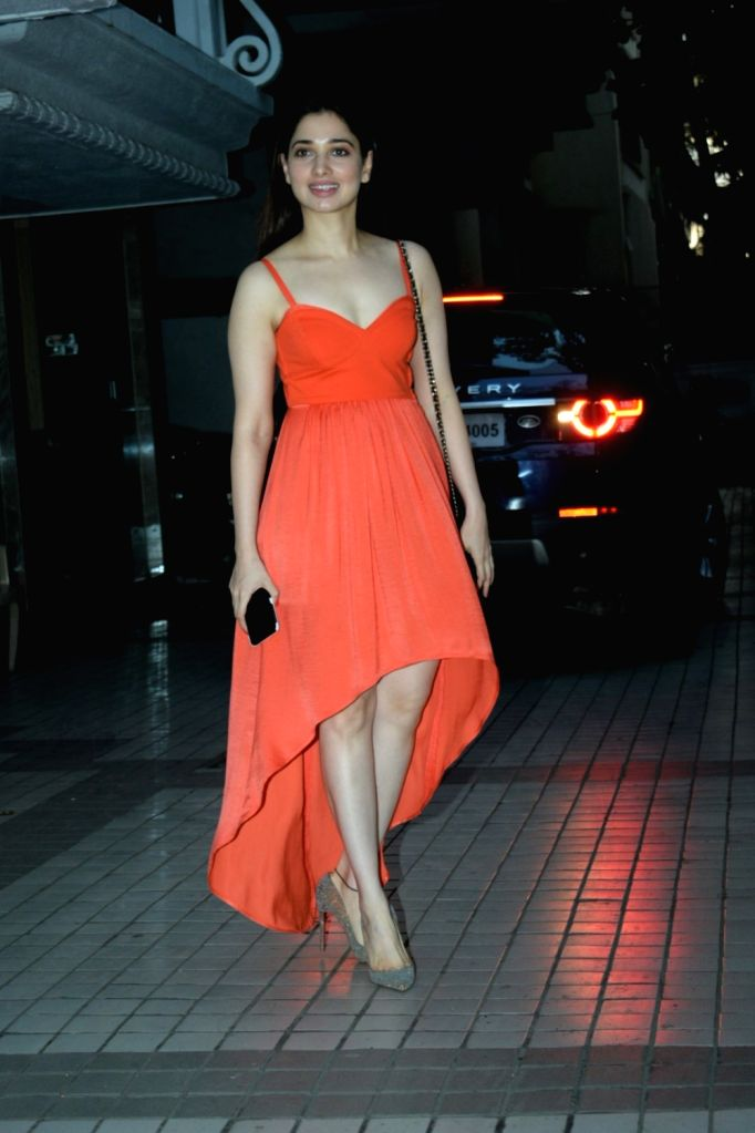 Tamannaah Bhatia. (Photo: IANS)