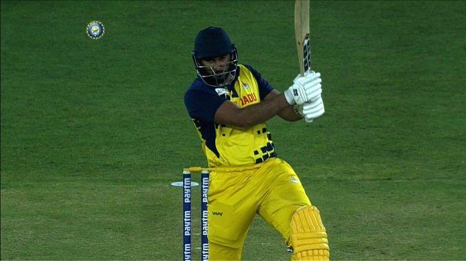 Tamil Nadu, Punjab enter T20 Mushtaq Ali Trophy semis