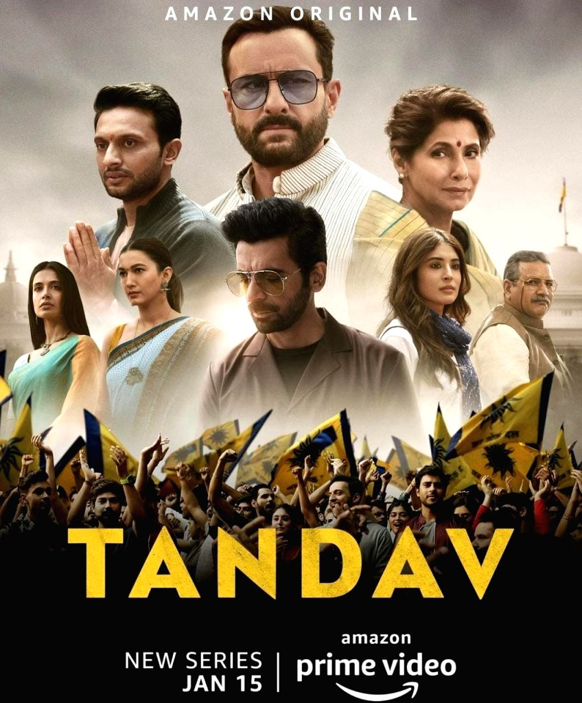 Tandav: Let down by weak script (IANS Review; Rating: * * and 1/2)