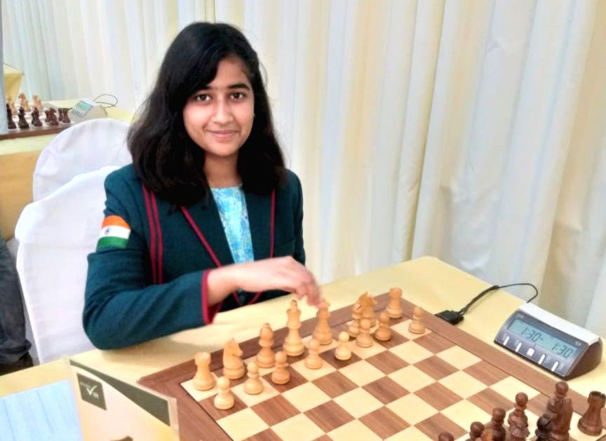 Tanishka Kotia, the 5th Asia Rank holder in female U-16 category.