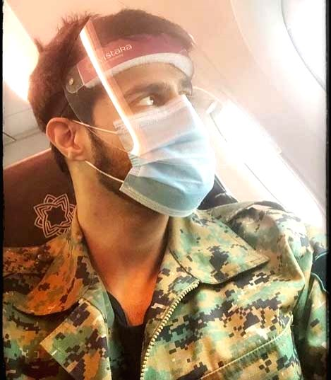Tanuj Virwani happy about hectic schedule