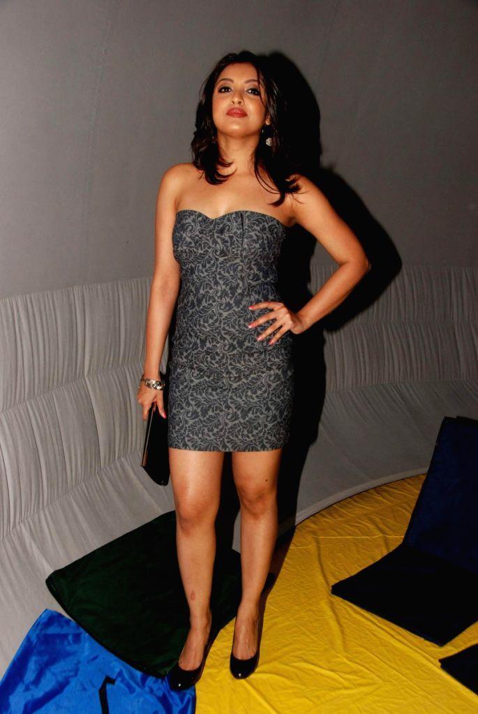 Tanushree Dutta inaugurate 30 D Home for Kids at Megamall.