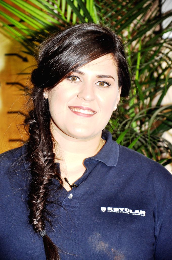 Tara Moghaddam, Educator, International Trainer and MakeUp Artist, Kryolan, London