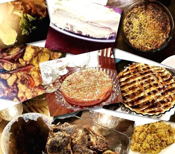 Tara Sutaria in lockdown: Being on a diet is not an option.