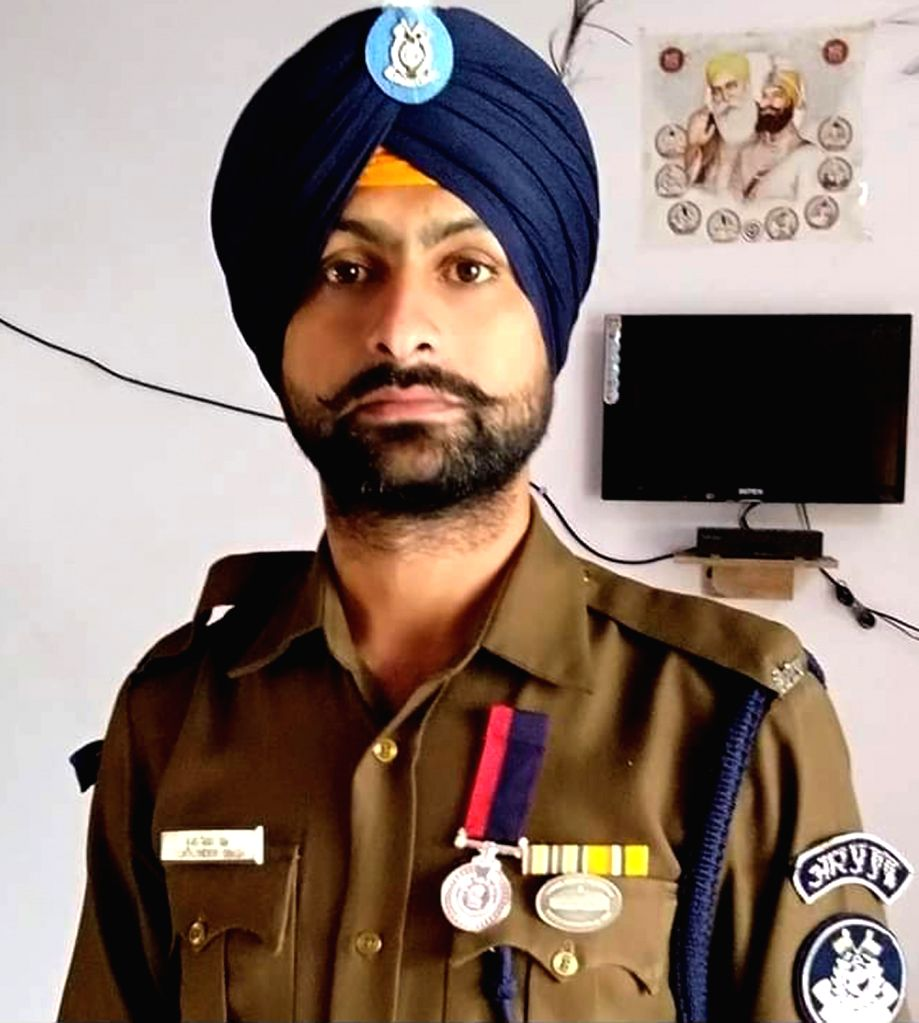 Tarn Taran: Sukhjinder Singh of Punjab's Tarn Taran district, who was among the 45 CRPF personnel killed in a suicide attack by militants in Jammu and Kashmir's Pulwama district on 14th Feb 2019. ... - Sukhjinder Singh