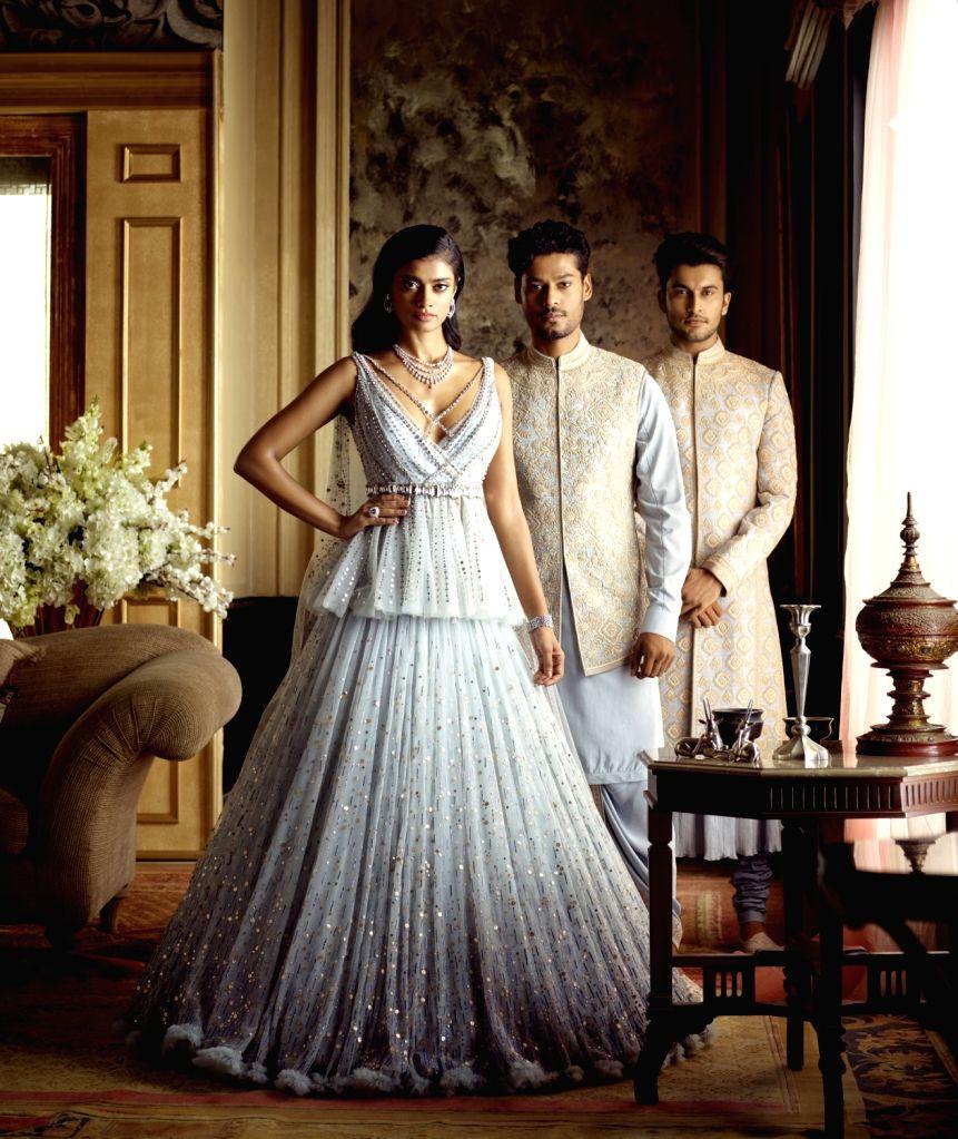 Tarun Tahiliani at India Couture Week .