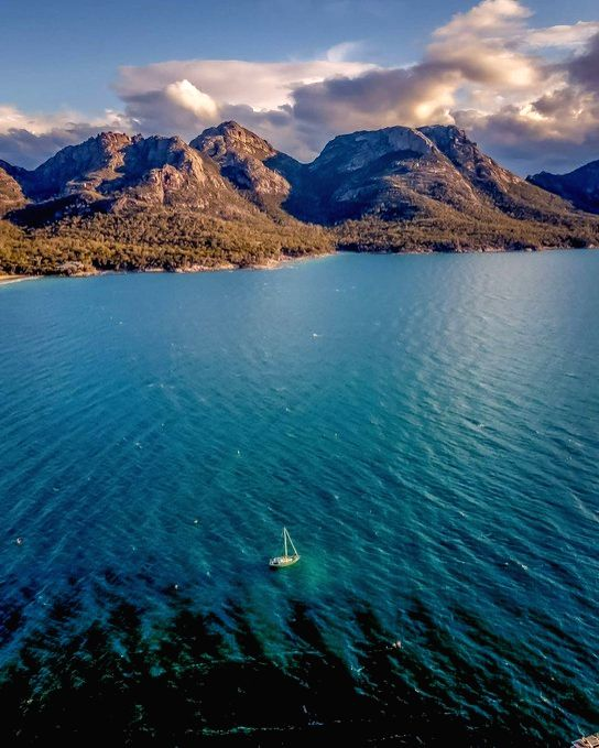 Tasmania reopens to most of mainland Australia after 7 months. (credit: twitter/discovertasmania)