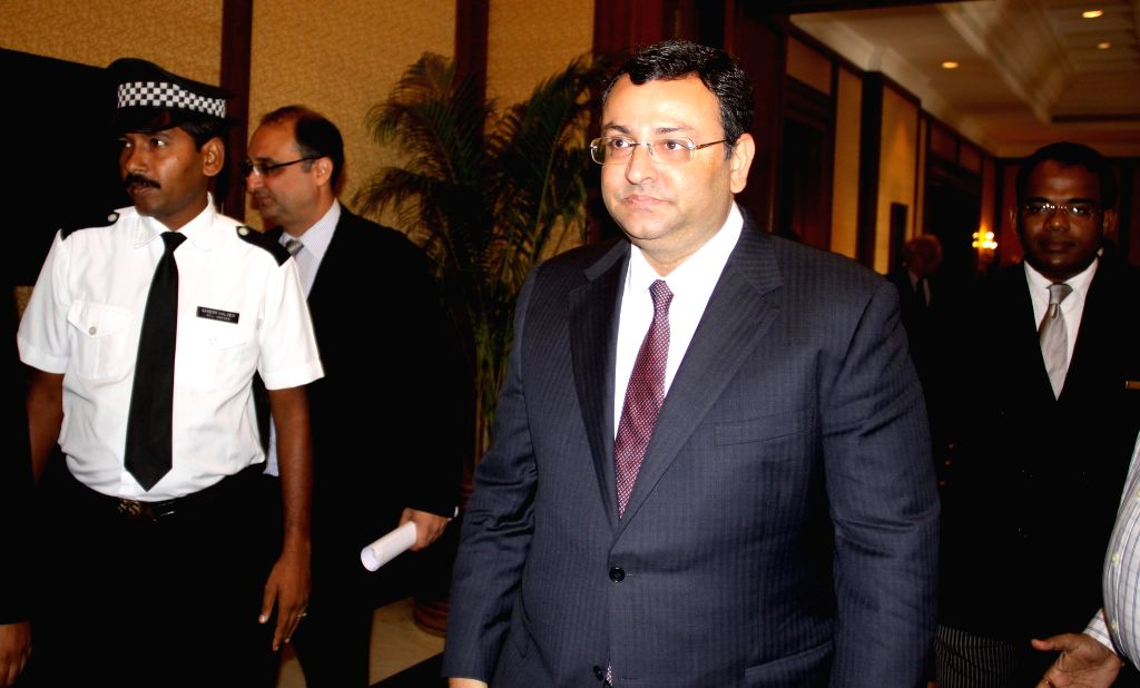 Tata Group Chairman Cyrus Pallonji Mistry during 52nd AGM of Tata Global Beverages Limited in Kolkata, on Aug 14, 2015.