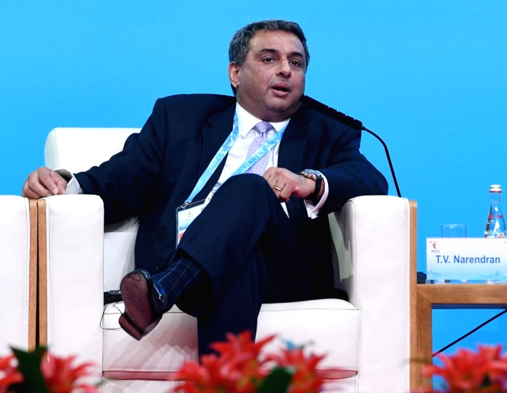 Tata Steel CEO and Managing Director T.V. Narendran. (File Photo: IANS)
