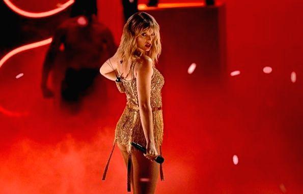 Taylor Swift postpones 2020 concerts amid coronavirus pandemic.