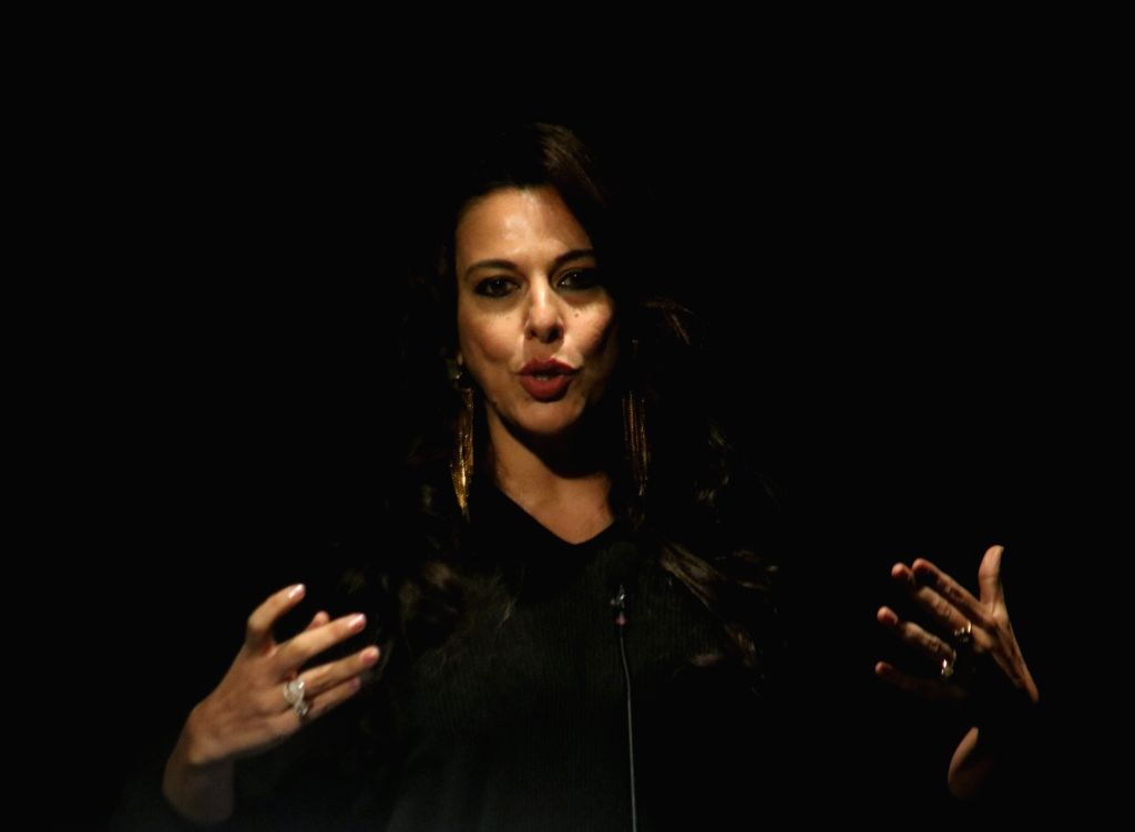 """Teach Primary Editor Pooja Bedi during an interactive session on """"Effective Learning"""" at British Council in New Delhi on July 21, 2018."""