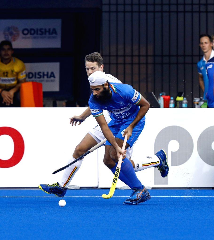 Team has good chance to go a long way in Tokyo Olympics, says Jarmanpreet
