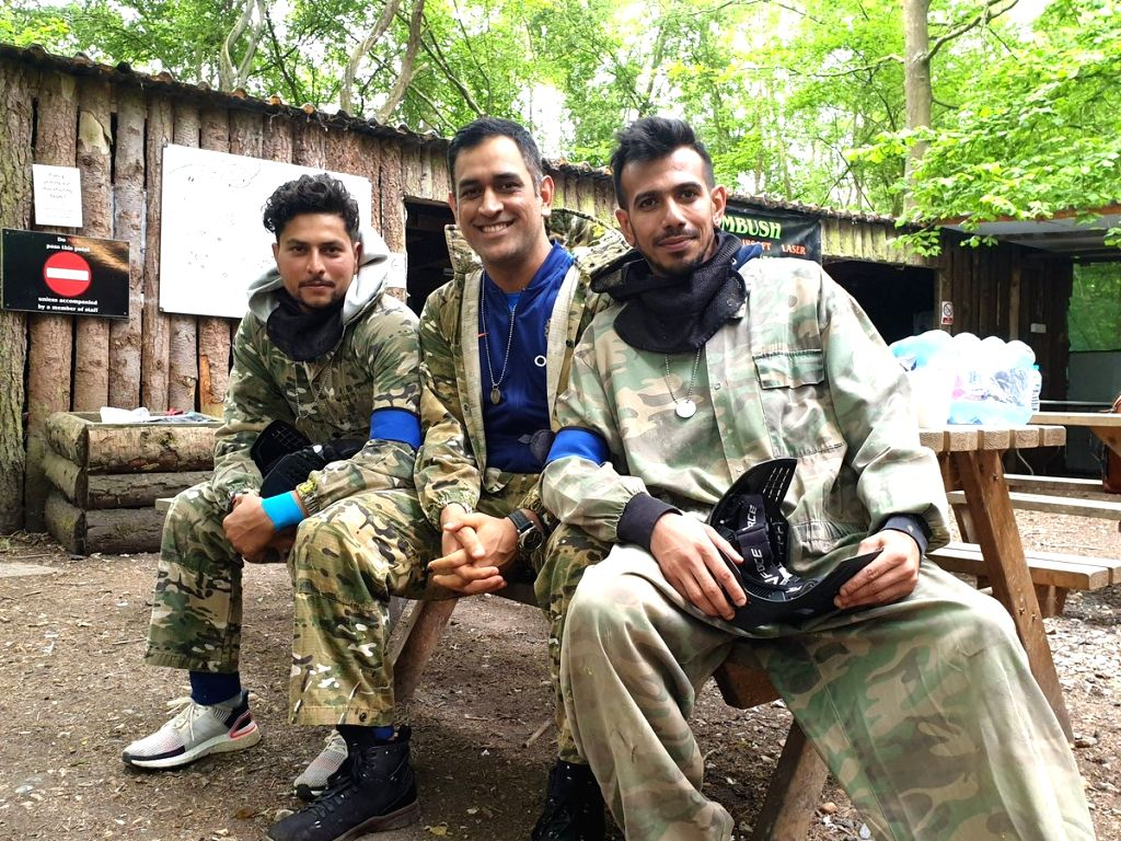 Team India trolled for 'fun day out in the woods'. (Photo: Twitter/@BCCI)