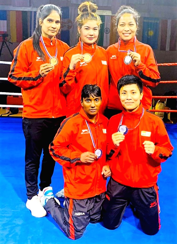 Team India won four silver and two bronze medals.