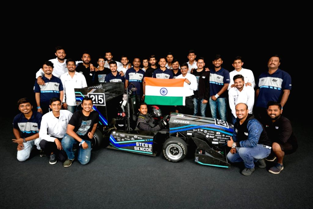 Team Stallion Motorsport at Formula Student Germany (FSG) 2019.