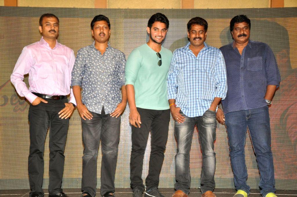 Teaser launch of film Chuttalabbayi.