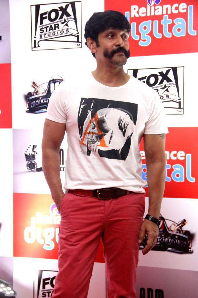 Teaser launch of Tamil film `10 Endrathukulla`.