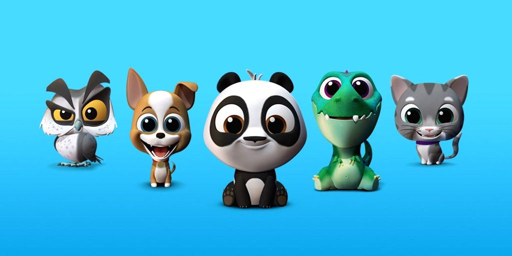 Tech giant Microsoft's virtual keyboard app SwiftKey has received a new update in its Beta version that has brought 3D AR-based animal emojis - called 'puppets' - to the app. (Photo Credit: 9To5Google)