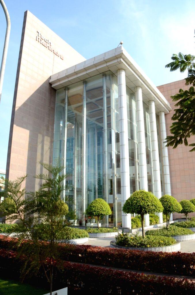 Tech Mahindra's Pune office campus. (File Photo: IANS)