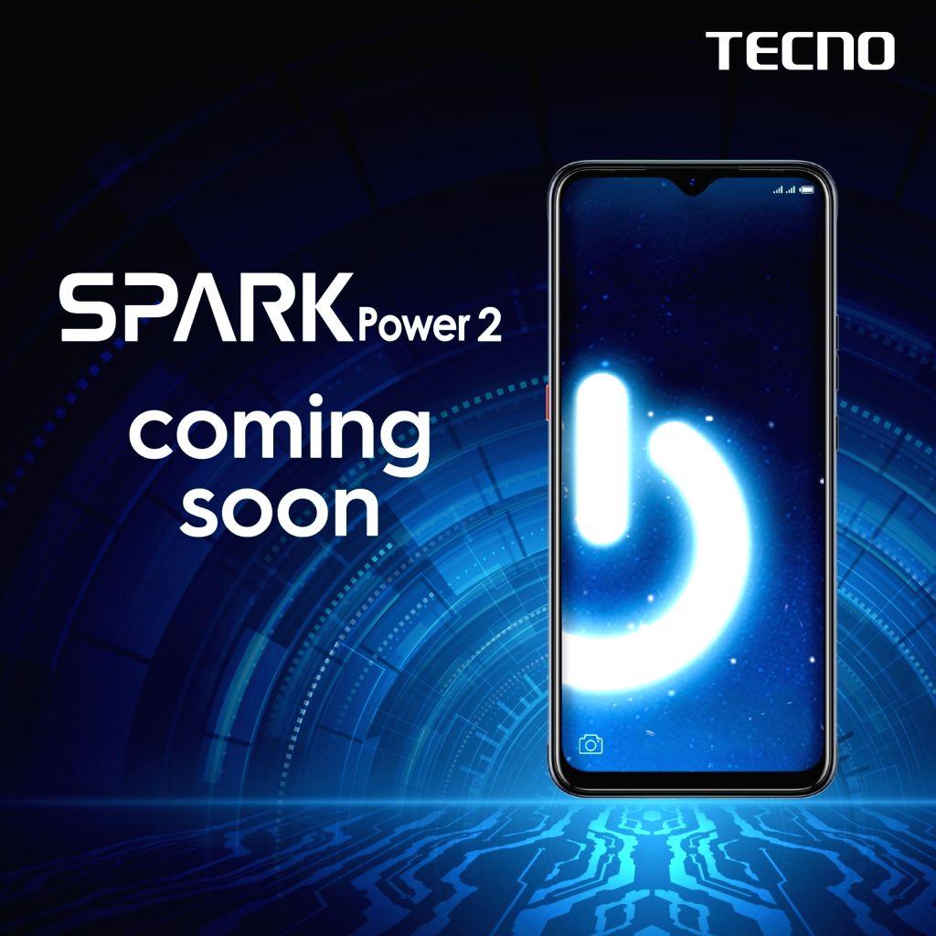 TECNO 'BIG B' teaser confirms SPARK Power 2.