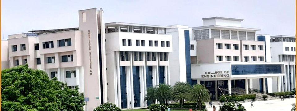 Teerthanker Mahaveer University.