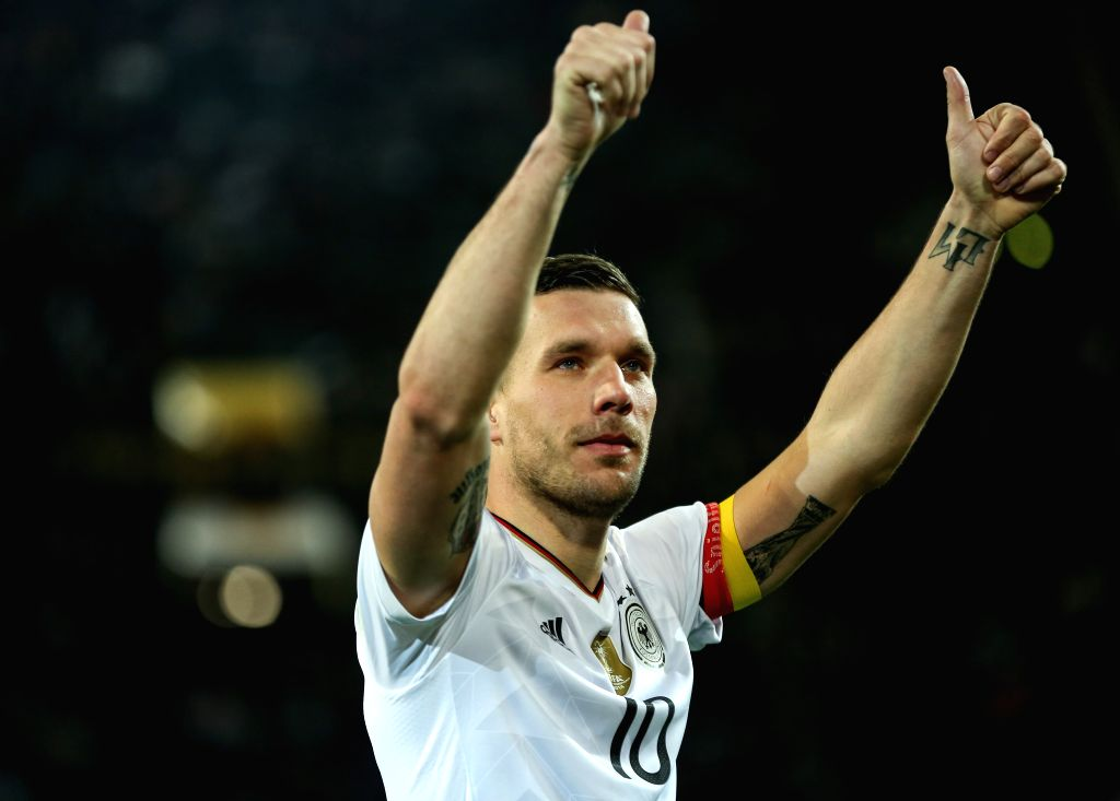 Tehran, April 27 (IANS) Former Bayern Munich and Arsenal forward Lukas Podolski has said that Ali Karimi is the best ever football player in Iran's history, the Tehran Times daily reported on Monday.
